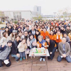 【マギーズ東京1周年記念フェスティバル~HUG YOU ALL DAY 2017~】開催報告