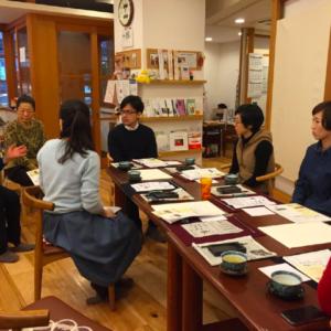 書道ワークショップを開催