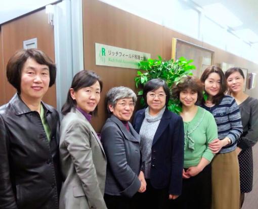 リッチフィールド税理士事務所代表多田先生とのお打ち合わせ
