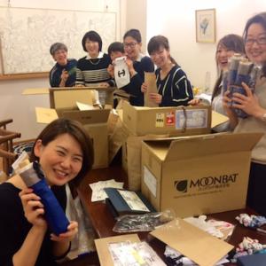 HANWAY×maggie's tokyoのオリジナル傘の発送